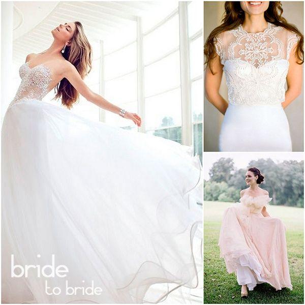 Заказать свадебное платья
