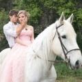 Свадебная фотосессия в сказочном стиле