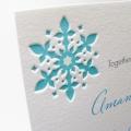 Зимние приглашения на свадьбу промо